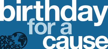 BirthdayforaCause